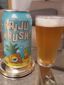kaiju and caribbean cask