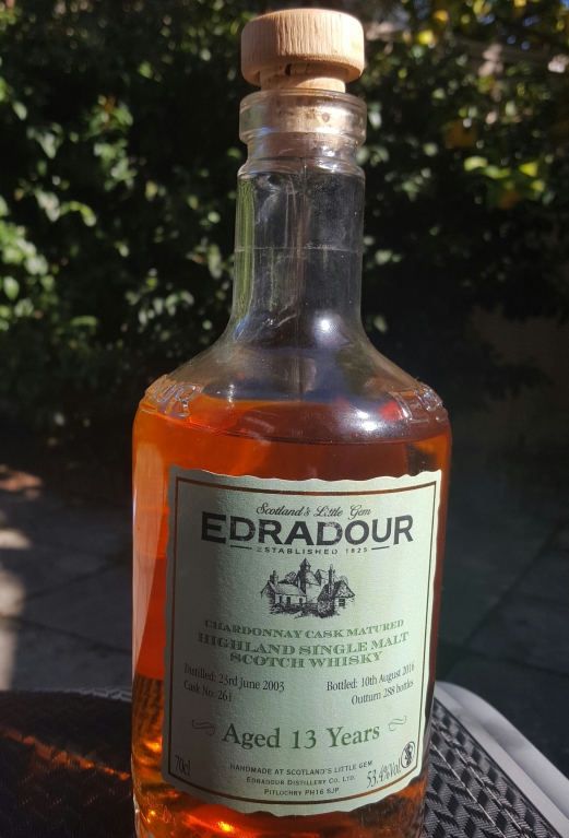 edradour chardonnay