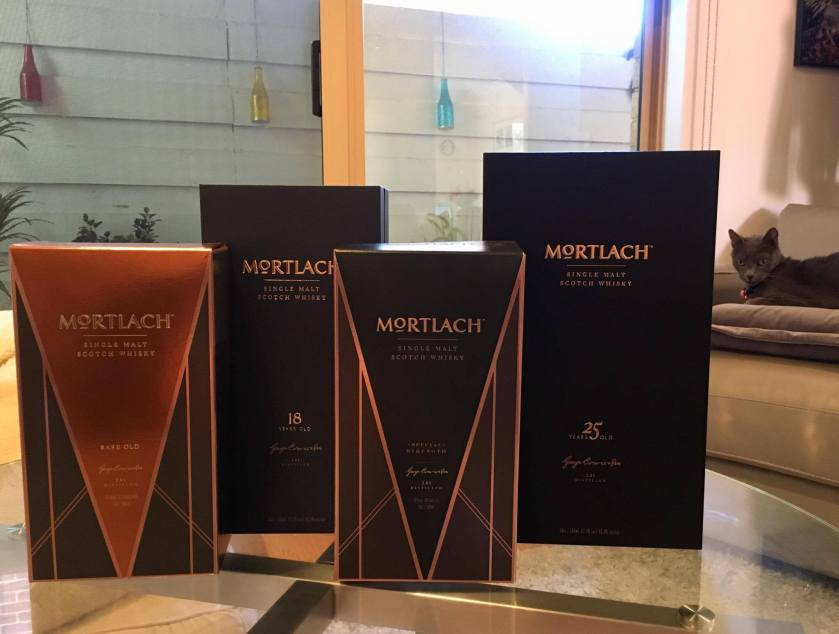 mortlach lineup
